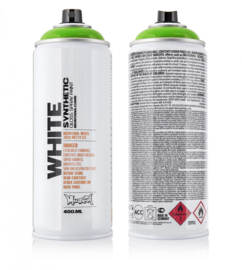 Montana White 6040 Grass Green 400 ml