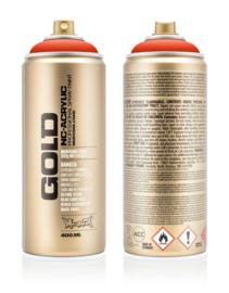 Montana Gold G2090 Red Orange 400 ml