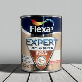 Flexa Expert Houtlak Binnen Zijdeglans Zilvergrijs FE206 750 ml