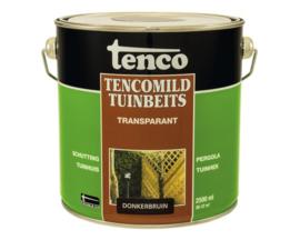 Tenco Tencomild Tuinbeits Transparant Donkerbruin 2,5 liter