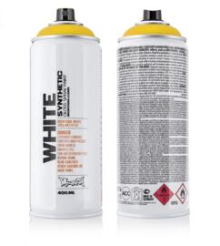 Montana White 1020 Saffran 400 ml