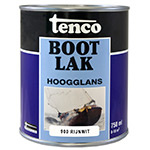 Tenco Bootlak 900 Rijnwit 750 ml