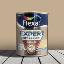 Flexa Expert Houtlak Binnen Zijdeglans Zandbeige FE301 750 ml