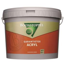 Boonstoppel Garantietex Acryl 10 liter
