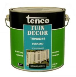 Tenco Tuindecor Dekkend Donkergroen 2,5 liter