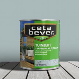 CetaBever Tuinbeits Licht Grijs 032 2,5 liter