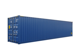Container Coating Blauw 5 liter