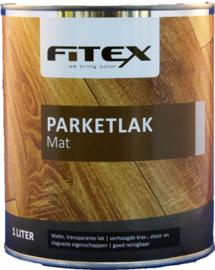 Fitex Parketlak Mat 1 liter