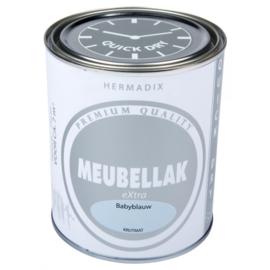 Hermadix Meubbellak Extra Babyblauw Krijtmat 750 ml
