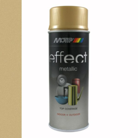 Motip Deco Effect Metallic Echt Goud 400 ml