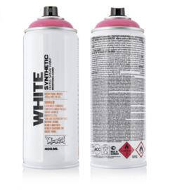 Montana White 3320 Pig 400 ml