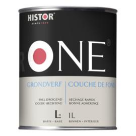 Histor One Grondverf Acryl 1 liter