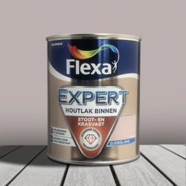 Flexa Expert Houtlak Binnen Zijdeglans Taupe FE204 750 ml