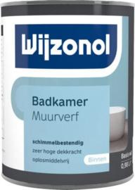 Wijzonol Badkamer Muurverf 1 liter