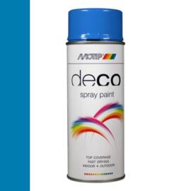 Motip Deco Paint Ral 5015 Hemelsblauw Hoogglans 400 ml