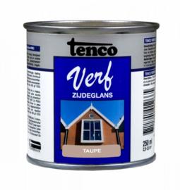 Tenco Verf Wit Ral 9010 Zijdeglans 250 ml