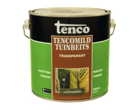 Tenco Tencomild Tuinbeits Transparant Lichtgroen 2,5 liter