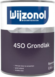 Wijzonol 4SO Grondlak 1 liter