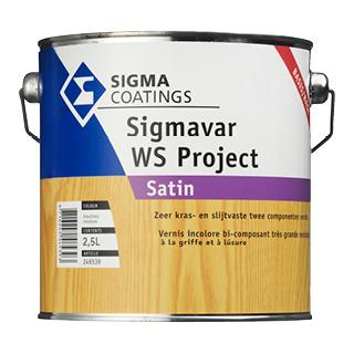 Sigma Sigmavar WS Project Satin 2,5 liter