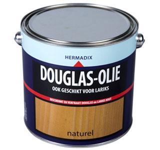 Hermadix Douglas Olie Naturel 750 ml