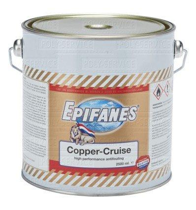 Epifanes Copper Cruise Donkerblauw 2,5 liter