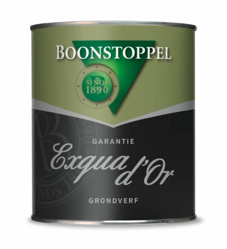Boonstoppel Garantie Exqua d'Or Grondverf 2,5 liter