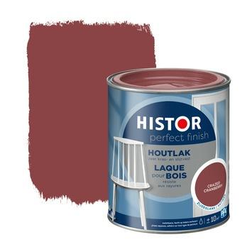 Histor Houtlak Zijdeglans Crazed Cranberry 750 ml