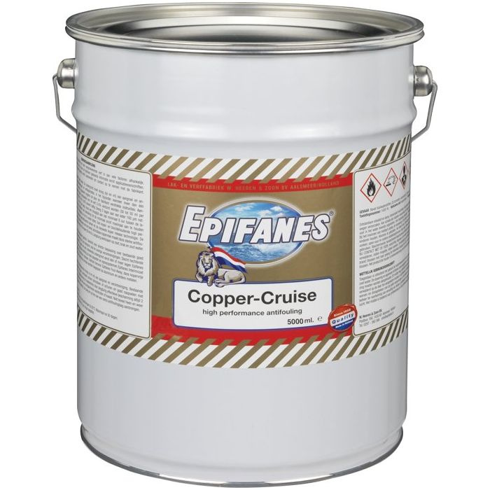 Epifanes Copper Cruise Roodbruin 5 liter