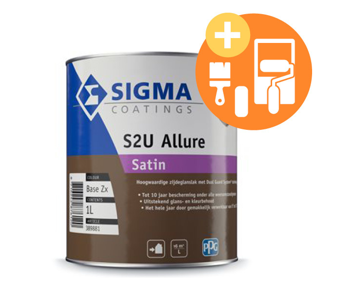 Sigma S2U Allure Satin 500 ml