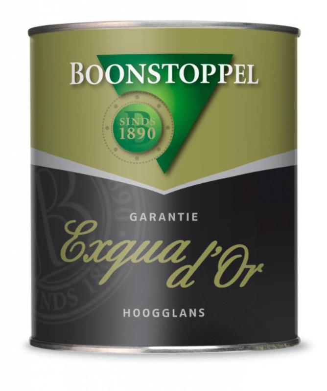 Boonstoppel Garantie Exqua d'Or Hoogglans 1 liter