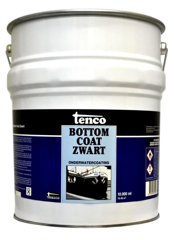 Tenco Bottomcoat Zwart 25 liter