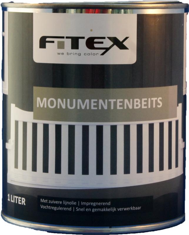 Fitex Monumentenbeits Zwart 2,5 liter