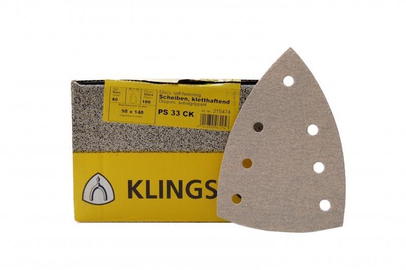 Klingspor Multi Klitteband 100 stuks