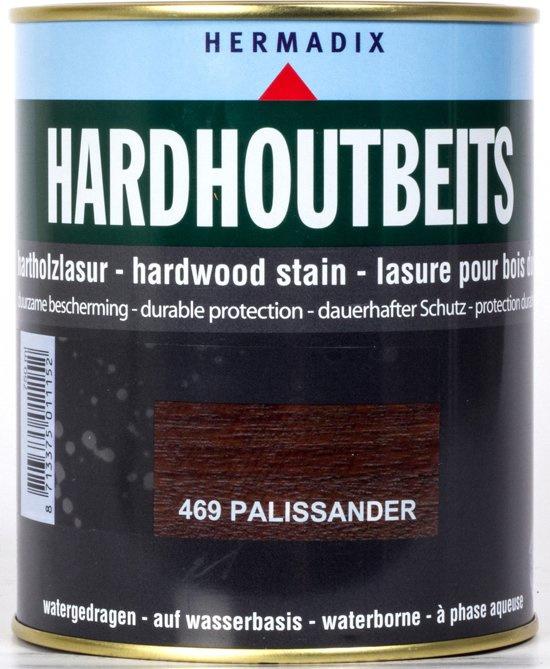 Hermadix Hardhoutbeits Palissander 469 750 ml