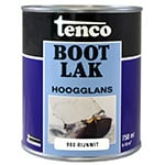 Tenco Bootlak 914 Dommelrood 750 ml