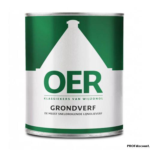 Wijzonol OER Grondverf Blauwgrijs 750 ml