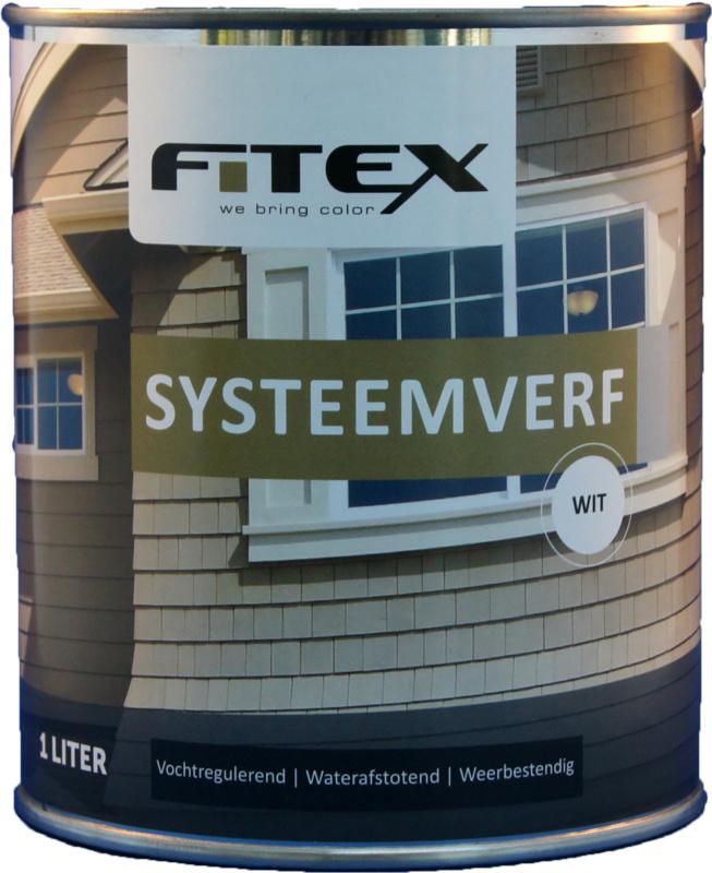 Fitex Systeemverf 2,5 liter