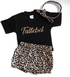 Shirt tuttebel leopard