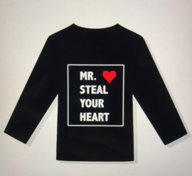 Shirt Mr steal your heart
