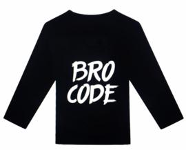 Shirt bro code