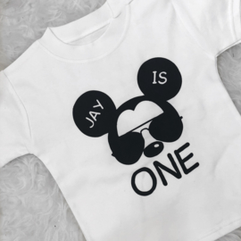 Shirt Birthday mickey