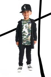 Basic zwart vest