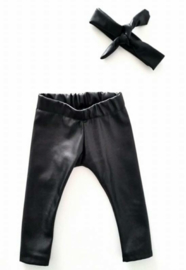 Legging Leather look