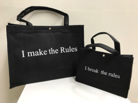 Twinning bags