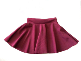 Dance with my skirt  bordeaux
