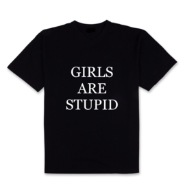 Shirt Girls are stupid