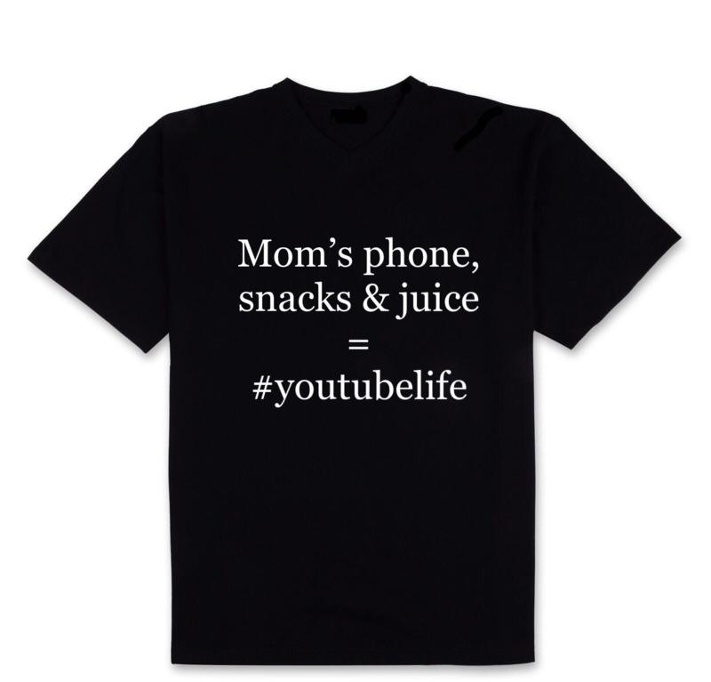 Shirt # youtubelift