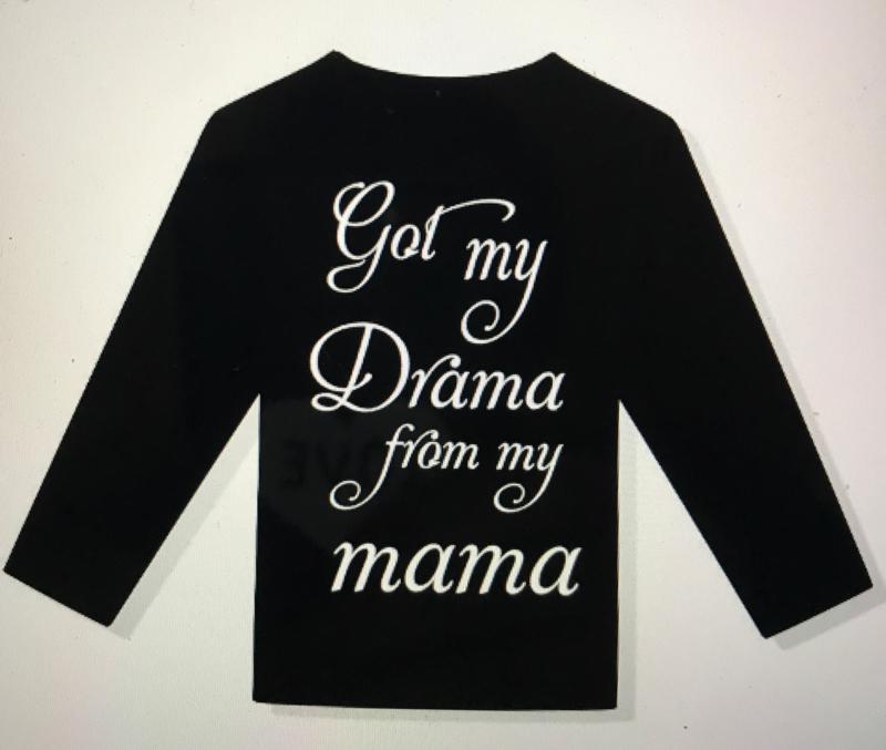 Shirtje Drama from my Mama