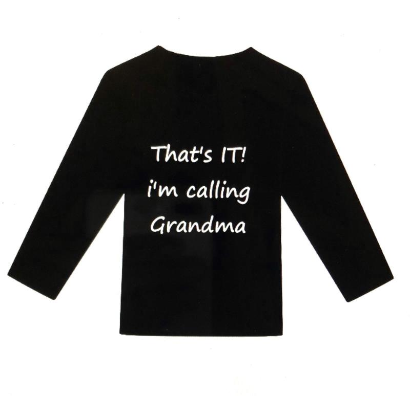 Calling my grandma