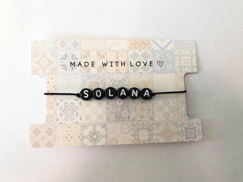 Made with love armbandje